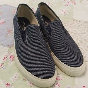 Mens Sperry Top Sider By J.Crew BOAT Shoe Size 13